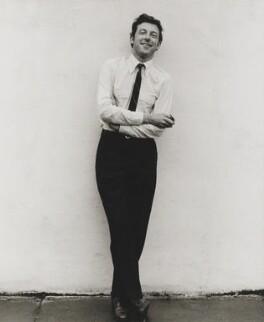 Sir Malcolm Stanley Bradbury, by Mark Gerson - NPG x88249