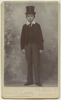 James Beaumont Strachey, by George Augustus Dean Jr, circa 1895 - NPG x24005 - © National Portrait Gallery, London