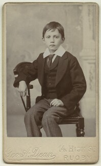 James Beaumont Strachey, by George Augustus Dean Jr, circa 1895 - NPG x38531 - © National Portrait Gallery, London