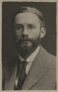 James Beaumont Strachey, by Unknown photographer, circa 1917 - NPG x25114 - © National Portrait Gallery, London