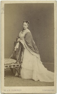 Princess Alice, Grand Duchess of Hesse, by W. & D. Downey - NPG x26117
