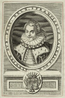 Hercule François, Duke of Anjou, after Unknown artist - NPG D25645