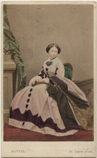 Princess Alice, Grand Duchess of Hesse, by John Jabez Edwin Mayall - NPG Ax46725