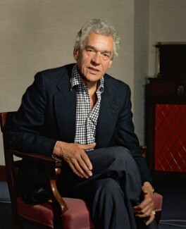 Paul Scofield, by Bern Schwartz - NPG P1253