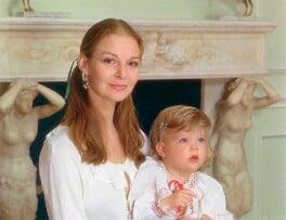 Antoinette Sibley and Eloise Sibley, by Bern Schwartz - NPG P1254