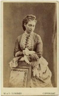 Princess Alice, Grand Duchess of Hesse, by W. & D. Downey - NPG Ax46166