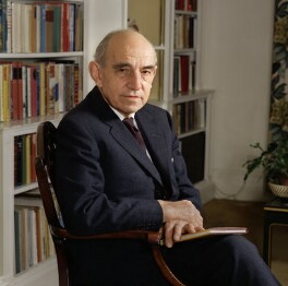 Humphrey Trevelyan, Baron Trevelyan, by Bern Schwartz - NPG P1264