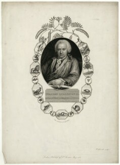 Charles Bonnet, by James Caldwall, after  Unknown artist - NPG D31977