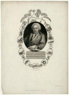 Charles Bonnet, by James Caldwall, after  Unknown artist - NPG D31977