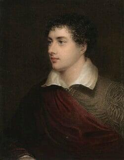 George Gordon Byron, 6th Baron Byron, by Henry Meyer, after  James Holmes, 1818 - NPG D9055 - © National Portrait Gallery, London