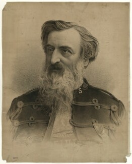 William Booth, by Unknown artist, late 19th-early 20th century - NPG D31991 - © National Portrait Gallery, London