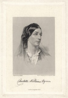 Charlotte Williams-Wynn, by Henry Adlard, after  Henry Tanworth Wells - NPG D9049