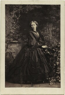 Princess Alice, Grand Duchess of Hesse, by Camille Silvy - NPG x26112
