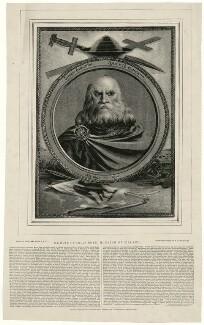 Fictitious portrait called Brian Boru (Bóruma), by and published by William Henry Holbrooke, after  Henry MacManus - NPG D31995