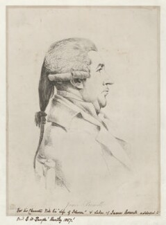 James Boswell, by William Daniell, after  George Dance - NPG D31998