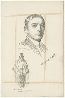 Darley George Boucicault (Dion Boucicault Jr), after Charles Buchel (Karl August Büchel), and after  John Hassall - NPG D31999