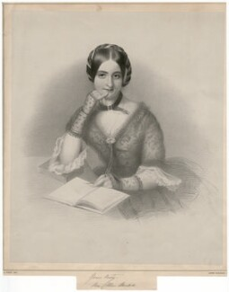 Rose Ellen Hendriks, by Lowes Cato Dickinson, after  Alfred Tidey - NPG D9053