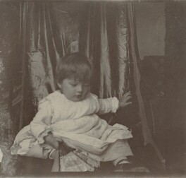 Julia Frances Strachey, by Unknown photographer, August 1902 - NPG x129610 - © National Portrait Gallery, London