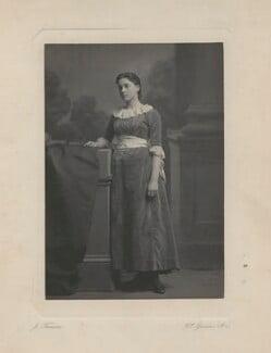 Pippa Strachey, by John Thomson, circa 1886 - NPG x13142 - © National Portrait Gallery, London