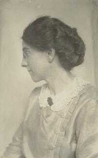 Pippa Strachey, by Unknown photographer, circa 1900 - NPG x38577 - © National Portrait Gallery, London