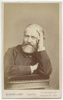 Charles François Gounod, by Elliott & Fry - NPG x13809