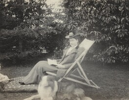 Pippa Strachey, by Unknown photographer - NPG x13127