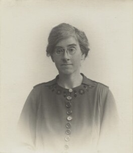 Pippa Strachey, by Unknown photographer - NPG x38593
