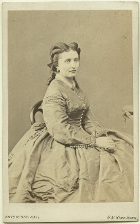Arabella Goddard, by Horatio Nelson King - NPG Ax39870