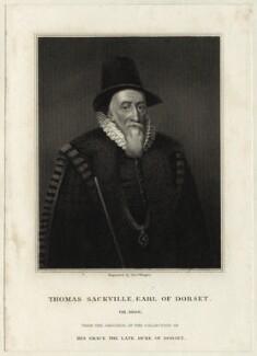 Edward Sackville, 4th Earl of Dorset, by Thomas Wright - NPG D25755