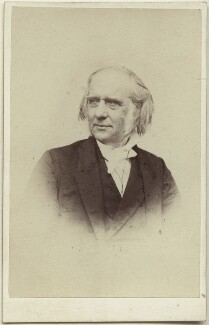 Thomas Guthrie, by Thomas Rodger - NPG Ax46251