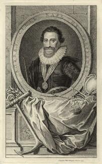 Robert Cecil, 1st Earl of Salisbury, published by John & Paul Knapton - NPG D25759