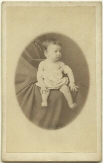 Ralph Strachey, by James Craddock, 1868 - NPG x13156 - © National Portrait Gallery, London