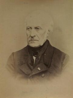 François Pierre Guillaume Guizot, by Charles Reutlinger - NPG x9040