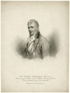 Sir Peter Francis Bourgeois, by Giovanni Vendramini, published by  T. Cadell & W. Davies, after  William Evans, after  Sir William Beechey - NPG D32014