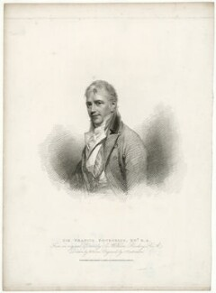 Sir Peter Francis Bourgeois, by Giovanni Vendramini, published by  T. Cadell & W. Davies, after  William Evans, after  Sir William Beechey - NPG D32013