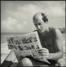 Richard Lester, by Francis Goodman - NPG x131056