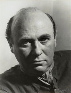 Josef Herman, by Ida Kar - NPG x131096
