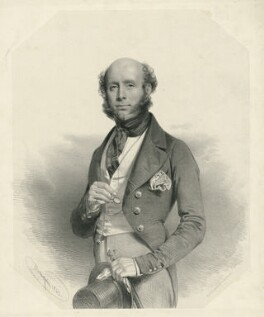 probably Mark Boyd, by Charles Baugniet - NPG D32030