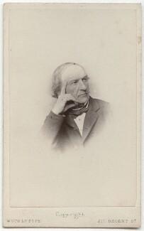 William Ewart Gladstone, by United Association of Photography Limited - NPG x5951