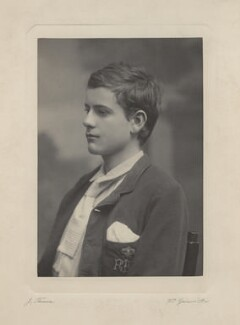 Ralph Strachey, by John Thomson - NPG x13159