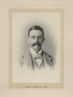 Ralph Strachey, by Johnston & Hoffmann, 1890s - NPG x38600 - © National Portrait Gallery, London