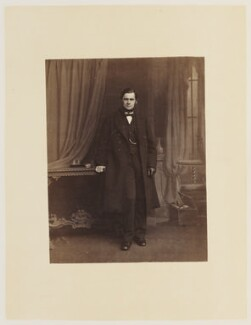 Thomas Henry Huxley, by Ernest Edwards, published by  Lovell Reeve & Co - NPG Ax13839