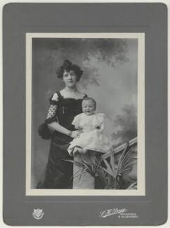 Margaret Winifred Strachey (née Severs); Richard Philip Farquhar Strachey, by Sidney Herbert Dagg, May 1903 - NPG x26186 - © National Portrait Gallery, London