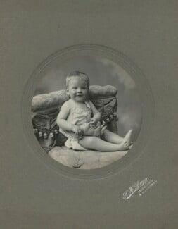 Richard Philip Farquhar Strachey, by Sidney Herbert Dagg - NPG x26191