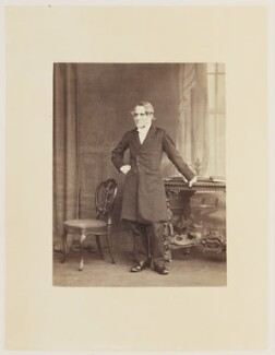 (John) Frederick Denison Maurice, by Ernest Edwards, published by  Lovell Reeve & Co - NPG Ax13841