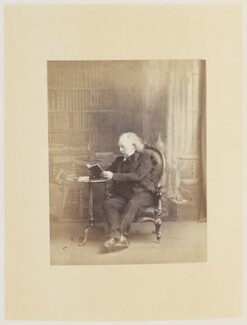 Miles Joseph Berkeley, by Ernest Edwards, published by  Lovell Reeve & Co - NPG Ax13902