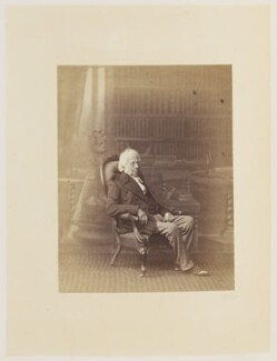 Sir George Thomas Smart, by Ernest Edwards, published by  Lovell Reeve & Co - NPG Ax13903