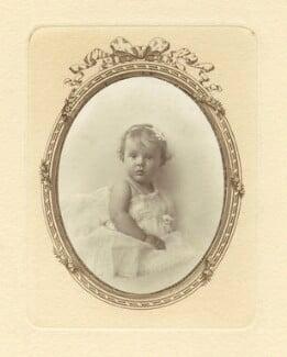 Ursula Margaret Wentzel (née Strachey), by Unknown photographer - NPG x26193