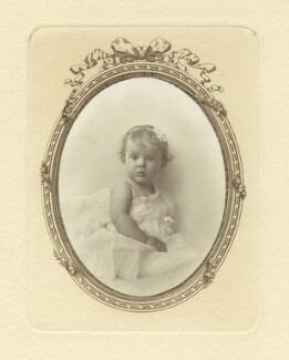 Ursula Margaret Wentzel (née Strachey), by Unknown photographer, 1912 - NPG x26193 - © National Portrait Gallery, London