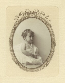 Ursula Margaret Wentzel (née Strachey), by Unknown photographer, 1912 - NPG x26194 - © National Portrait Gallery, London